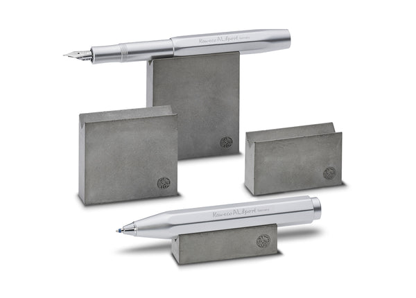 Kaweco Concrete Pen Stands - Set of 4