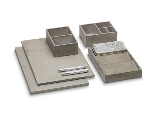 Kaweco Concrete Plates - Set of 5