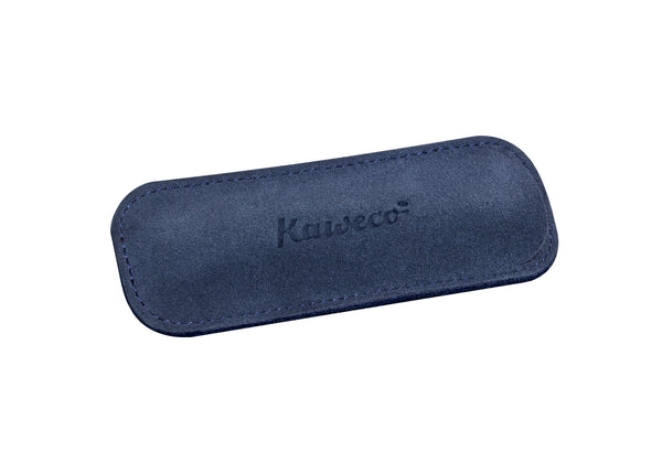 Kaweco Velour Eco Pouch for 2 Sport Pens- Navy