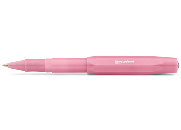 Kaweco Frosted Sport Rollerball Pen - Blush Pitaya