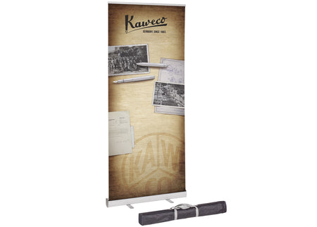 Kaweco Roll Up Display - Historical Production
