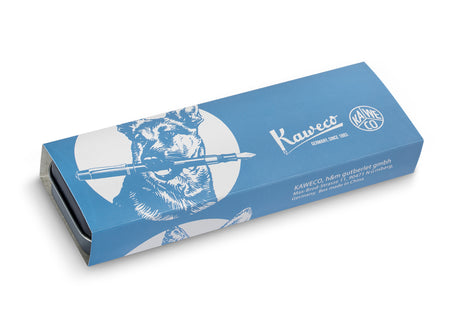 "Kaweco Tin Slipcase Cover - ""Christmas Ball"" - Short"