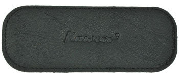 Kaweco Buffalo Leather Eco Pouch for 2 Sport Series Pens - Black