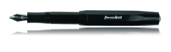 Kaweco Classic Sport Calligraphy Set - Black Calligraphy - we love pens