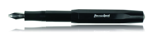 Kaweco Classic Sport Calligraphy Set - Black - we love pens