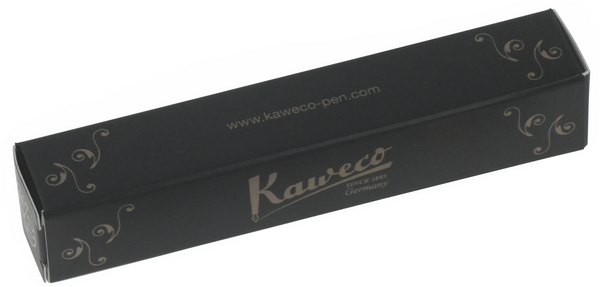 "Kaweco Classic Sport ""Guilloche"" Push Pencil (0.7mm lead) - Black - we love pens"