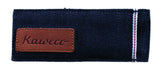 Kaweco Denim Pouch for 2 Sport Series Pens - Blue Pen Pouches - we love pens