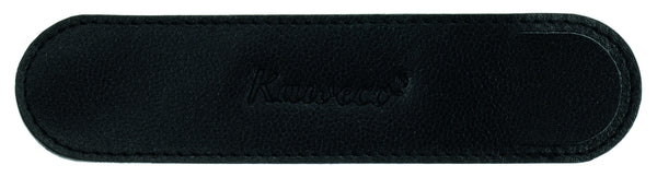 Kaweco Eco Leather Pen Pouch for 1 Liliput Series Pen - Black