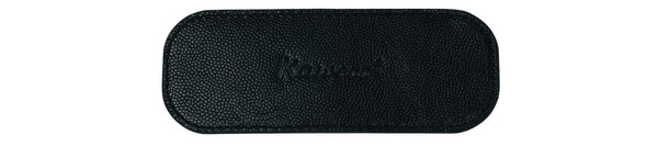 Kaweco ECO Leather Pouch for 2 Sport Series Pens - Black Pen Pouches - we love pens