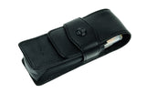 Kaweco Flap Pen Pouch for 2 Sport Series Pens - Black Pen Pouches - we love pens