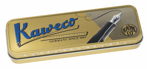 Kaweco Student Ballpoint Pen - Vintage Blue - we love pens