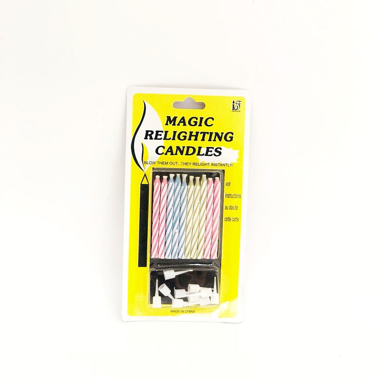 Magic Re-lighting Candle