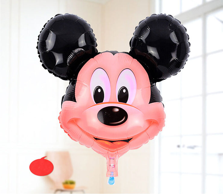 Minnie / Mickey Mouse Foil Balloon