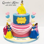 Disney Princess Kakes