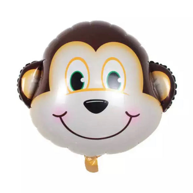 Safari Animal Foil Balloon