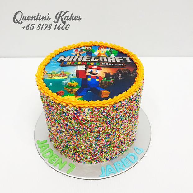 Edible Printed Kake