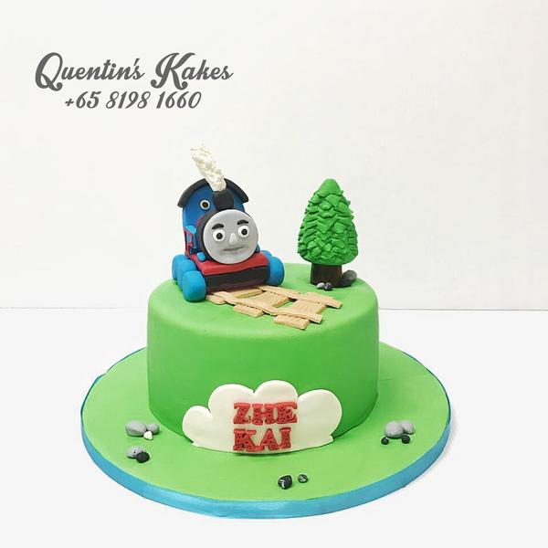 Thomas Train Kake