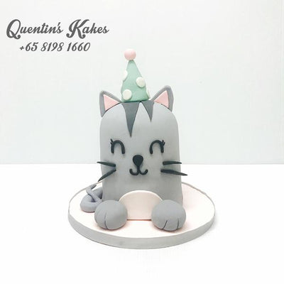 Kawaii Cat Kake
