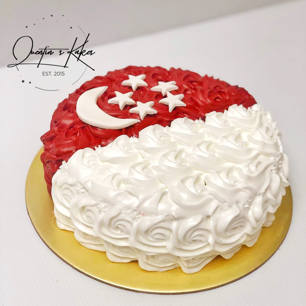 National Day Sugee Cake