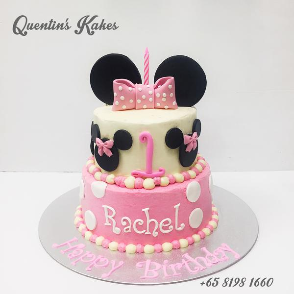 Minnie Mouse Kake (03)