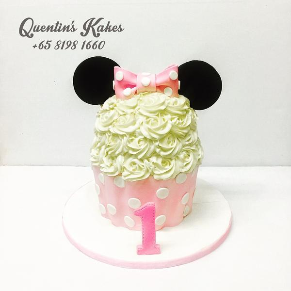 Minnie Mouse Kake (02)