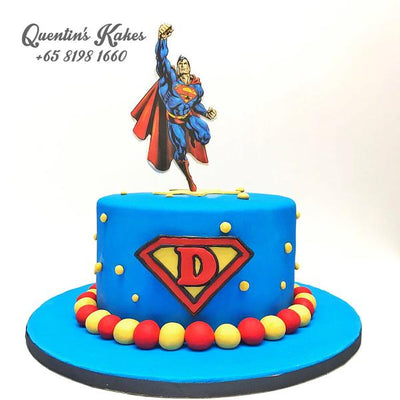 Superman Kake