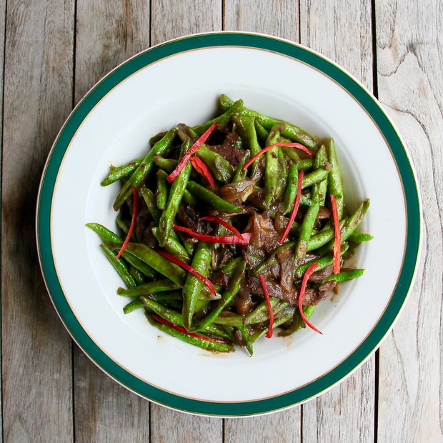 Long Beans With Beef (TA)
