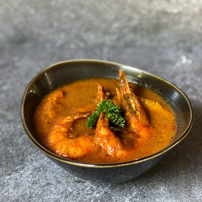 Curry Nanas (Pineapple Prawn Curry)