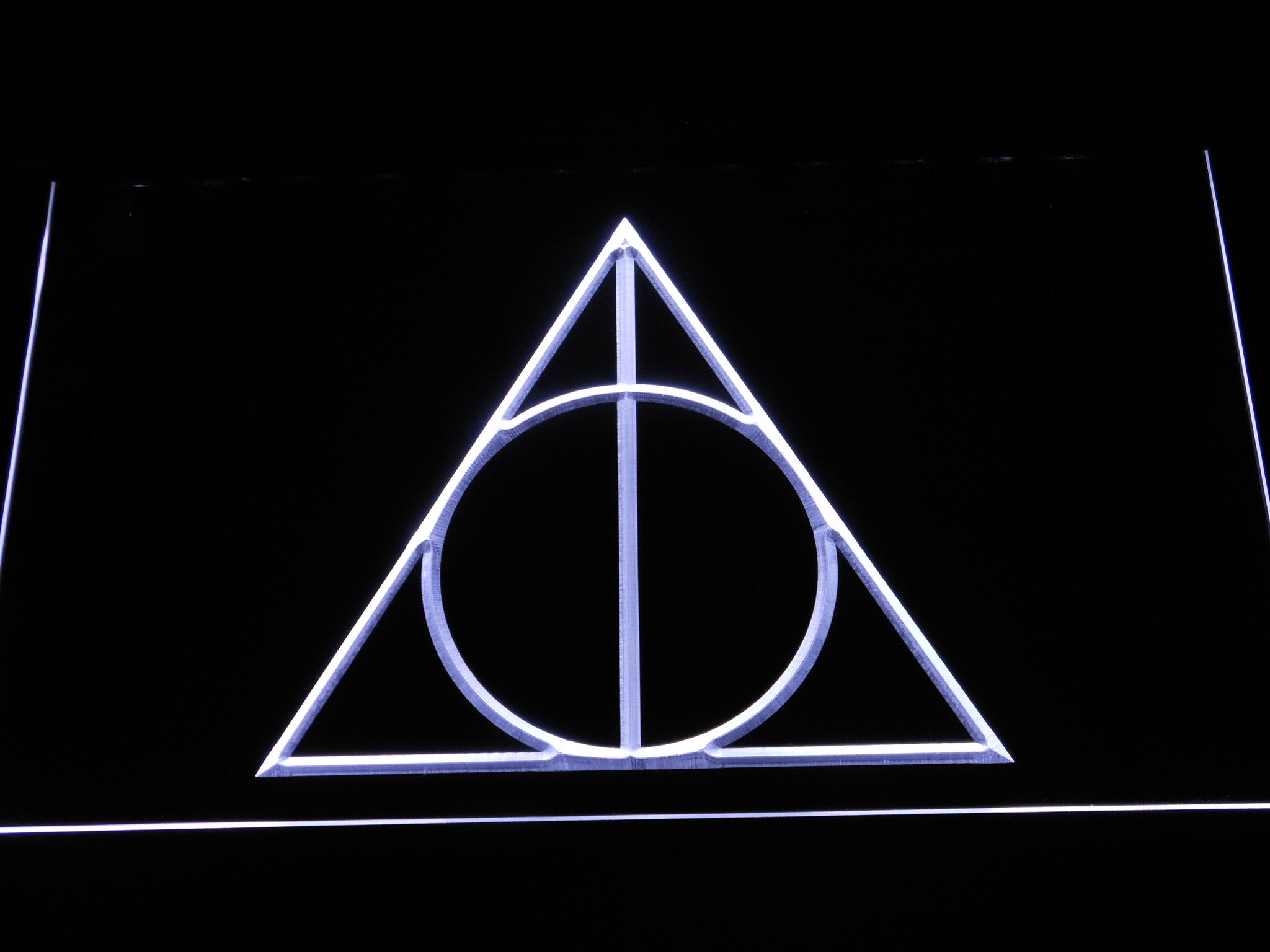 Harry potter and the deathly hallows led sign led sign club harry potter and the deathly hallows led sign buycottarizona