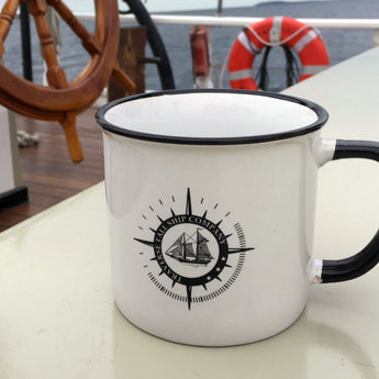 Tall Ship Coffee Mug
