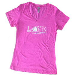 Love Manitou V-Neck