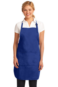 Personalized Funny Hanukkah Embroidered Apron, Hanukkah Apron, Royal Blue Apron