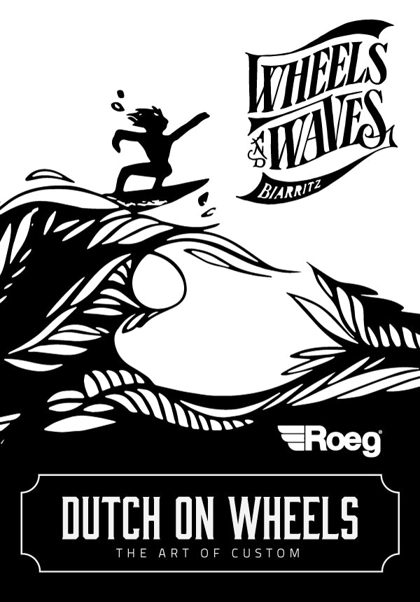WHEELS AND WAVES 14,15,16,17 JUNE 2018