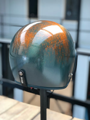 "Dutch on Wheels x ROEG Jett helmet ""STARDUST 1"" - Dutch on Wheels"