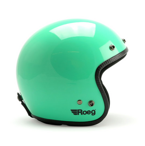 ROEG JETT HELMET DUSTY JADE GLOSS - Dutch on Wheels