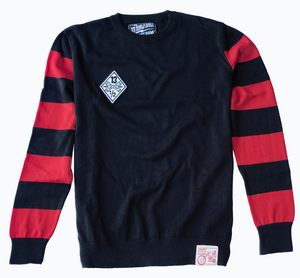 13 1/2 OUTLAW FREE BIRD SWEAT RED/BLACK