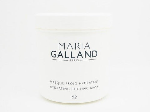 Maria Galland 92 Hydrating Cooling Mask 225ml ( Salon size)