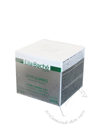 Ella Bache Spirulines Creme-Green Lift – Intensive Wrinkle Smoothing Cream with Spirulina 50ml