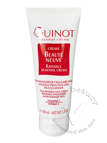 Guinot Creme Beaute Neuve – Radiance Renewal Cream 100ml ( Salon size)