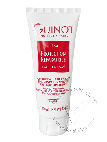 Guinot Creme Protection Reparatrice - Face Cream 100ml ( Salon size)