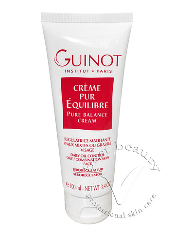 Guinot Creme Pur Equilibre - Pure Balance Cream 100ml ( Salon size)