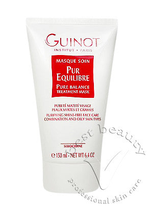 Guinot Masque Pur Equilibre - Pure Balance Mask 150ml (Salon size)