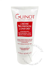 GUINOT Creme Nutrition Confort - Continuous Nourishing and Protection 100ml (Salon size)