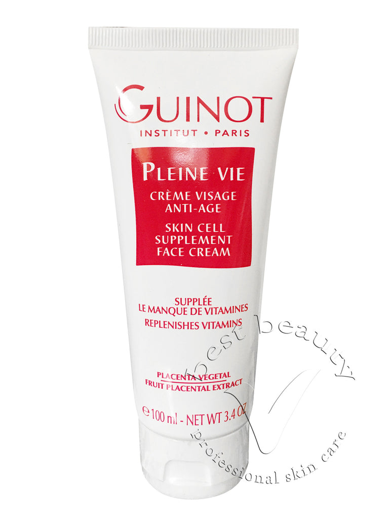 Guinot  Pleine Vie - Youth Replenishing Skin Cream 100ml ( Salon size)