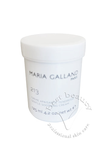 Maria Galland Gentle soothing cream 213 125ml (Salon size)