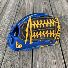 "11.5"" Ogasawara Web, FP Gold NP Cross-Over, Royal/Black/Gold"