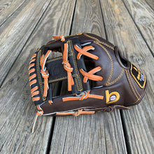 "12"" H-Web, Bandito Series Black/Orange"