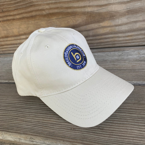 Bradley Baseball Dad Hat (Est. 2016 Logo)