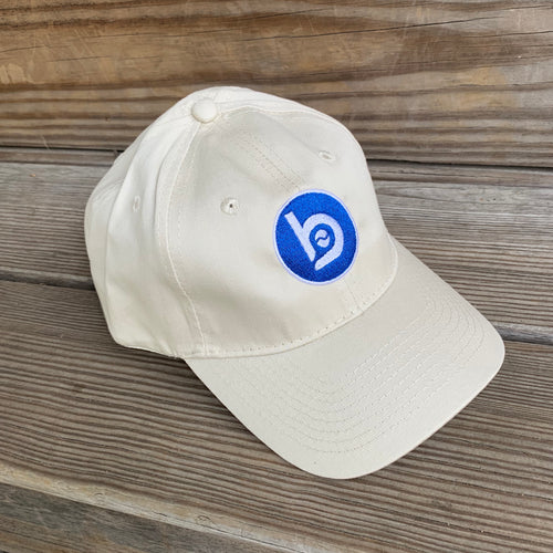 Bradley Baseball Dad Hat (circle b logo)