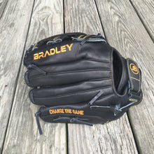"12.25"" Open Back, FP Bandito Series (Black/Gold) CLEARANCE discount applied automatically when you put the glove in your cart"